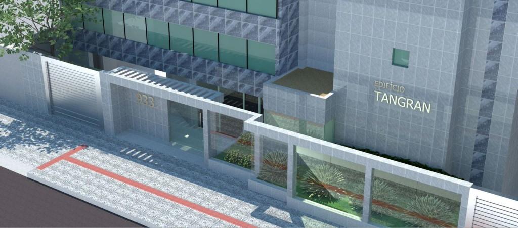 A Edificio Tangram