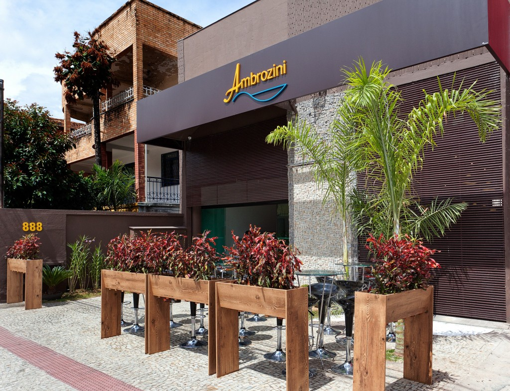 Situar Projetos- Restaurante Ambrozinib